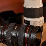 Verschillende objectieven voor verschillende manieren van fotograferen